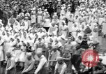 Image of tulip time Holland Michigan USA, 1932, second 28 stock footage video 65675071662