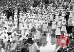 Image of tulip time Holland Michigan USA, 1932, second 30 stock footage video 65675071662