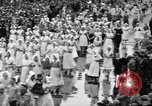 Image of tulip time Holland Michigan USA, 1932, second 31 stock footage video 65675071662