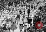 Image of tulip time Holland Michigan USA, 1932, second 32 stock footage video 65675071662