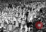 Image of tulip time Holland Michigan USA, 1932, second 34 stock footage video 65675071662