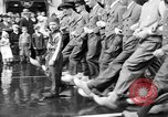 Image of tulip time Holland Michigan USA, 1932, second 47 stock footage video 65675071662