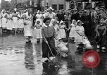Image of tulip time Holland Michigan USA, 1932, second 51 stock footage video 65675071662