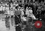 Image of tulip time Holland Michigan USA, 1932, second 52 stock footage video 65675071662