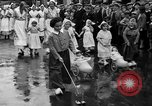 Image of tulip time Holland Michigan USA, 1932, second 53 stock footage video 65675071662