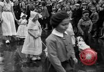 Image of tulip time Holland Michigan USA, 1932, second 58 stock footage video 65675071662