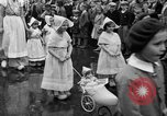 Image of tulip time Holland Michigan USA, 1932, second 59 stock footage video 65675071662