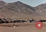 Image of P-40E aircraft Aleutian Islands, 1943, second 14 stock footage video 65675071666