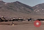 Image of P-40E aircraft Aleutian Islands, 1943, second 20 stock footage video 65675071666