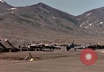 Image of P-40E aircraft Aleutian Islands, 1943, second 21 stock footage video 65675071666