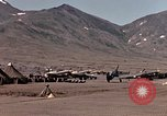Image of P-40E aircraft Aleutian Islands, 1943, second 22 stock footage video 65675071666