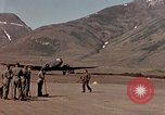 Image of P-40E aircraft Aleutian Islands, 1943, second 48 stock footage video 65675071666