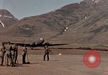 Image of P-40E aircraft Aleutian Islands, 1943, second 49 stock footage video 65675071666