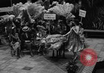 Image of fan dancers San Diego California USA, 1936, second 12 stock footage video 65675071671