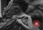 Image of fan dancers San Diego California USA, 1936, second 13 stock footage video 65675071671