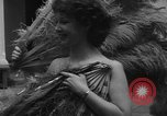 Image of fan dancers San Diego California USA, 1936, second 14 stock footage video 65675071671