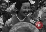 Image of fan dancers San Diego California USA, 1936, second 34 stock footage video 65675071671