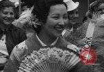 Image of fan dancers San Diego California USA, 1936, second 35 stock footage video 65675071671