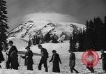 Image of ski racing Washington State United States USA, 1936, second 18 stock footage video 65675071676