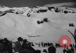 Image of ski racing Washington State United States USA, 1936, second 20 stock footage video 65675071676