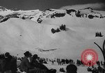 Image of ski racing Washington State United States USA, 1936, second 21 stock footage video 65675071676