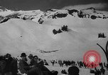Image of ski racing Washington State United States USA, 1936, second 22 stock footage video 65675071676
