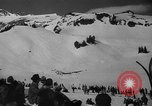 Image of ski racing Washington State United States USA, 1936, second 23 stock footage video 65675071676