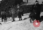 Image of ski racing Washington State United States USA, 1936, second 24 stock footage video 65675071676