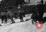 Image of ski racing Washington State United States USA, 1936, second 25 stock footage video 65675071676