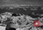 Image of ski racing Washington State United States USA, 1936, second 28 stock footage video 65675071676