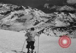 Image of ski racing Washington State United States USA, 1936, second 29 stock footage video 65675071676