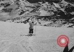 Image of ski racing Washington State United States USA, 1936, second 30 stock footage video 65675071676