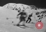 Image of ski racing Washington State United States USA, 1936, second 36 stock footage video 65675071676