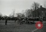 Image of Football game Michigan United States USA, 1925, second 5 stock footage video 65675071678