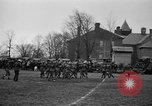 Image of Football game Michigan United States USA, 1925, second 15 stock footage video 65675071678