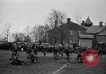 Image of Football game Michigan United States USA, 1925, second 29 stock footage video 65675071678