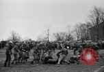 Image of Football game Michigan United States USA, 1925, second 31 stock footage video 65675071678
