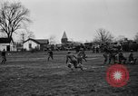 Image of Football game Michigan United States USA, 1925, second 58 stock footage video 65675071678