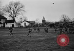 Image of Football game Michigan United States USA, 1925, second 59 stock footage video 65675071678