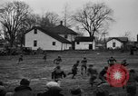 Image of Football game Michigan United States USA, 1925, second 62 stock footage video 65675071678