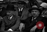 Image of Detroit Tigers Baseball team Detroit Michigan USA, 1929, second 30 stock footage video 65675071680