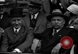 Image of Detroit Tigers Baseball team Detroit Michigan USA, 1929, second 31 stock footage video 65675071680