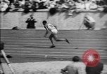 Image of 1936 Berlin Olympics relay race Berlin Germany, 1936, second 17 stock footage video 65675071687