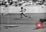 Image of 1936 Berlin Olympics relay race Berlin Germany, 1936, second 19 stock footage video 65675071687