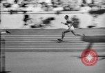 Image of 1936 Berlin Olympics relay race Berlin Germany, 1936, second 20 stock footage video 65675071687