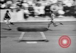 Image of 1936 Berlin Olympics relay race Berlin Germany, 1936, second 21 stock footage video 65675071687
