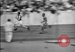 Image of 1936 Berlin Olympics relay race Berlin Germany, 1936, second 23 stock footage video 65675071687