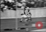Image of 1936 Berlin Olympics relay race Berlin Germany, 1936, second 25 stock footage video 65675071687