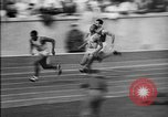 Image of 1936 Berlin Olympics relay race Berlin Germany, 1936, second 26 stock footage video 65675071687