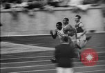 Image of 1936 Berlin Olympics relay race Berlin Germany, 1936, second 28 stock footage video 65675071687